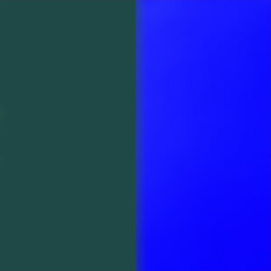 703018584BF000 VYNIL BAND FOREST GREEN/KLEIN BLUE