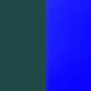 703218384BF000 VYNIL PIECE 30MM GREEN/ROYAL BLUE