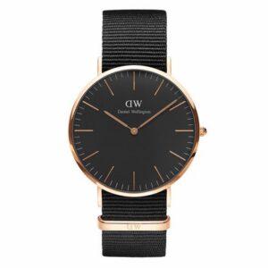 DW00100148 DW BLACK CLASSIC CORNWALL