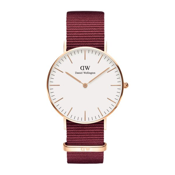 DW00100271 CLASSIC ROSELYN ROSE GOLD 36MM
