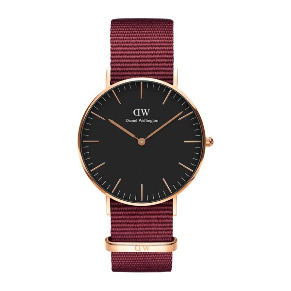 DW00100273 CLASSIC ROSELYN ROSE GOLD 36MM