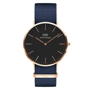 CLASSIC BAYSWATER ROSE GOLD 40MM