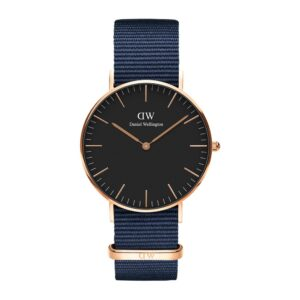 DW00100281 CLASSIC BAYSWATER ROSE GOLD 36MM