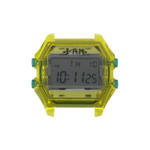 IAM-109-1450 IAM GENT TRAN YELLOW CASE + GREY GLAS