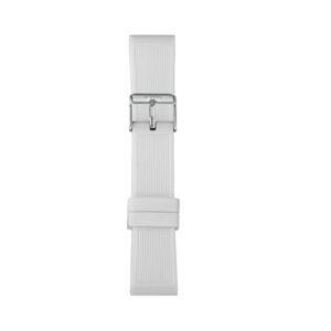 IAM-305-500 IAM GENT WHITE SILICON STRAP