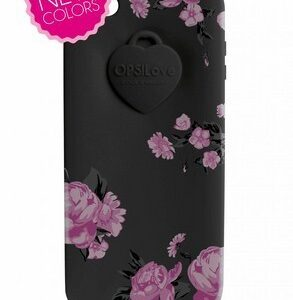 OPSCOVI5-14 COVER OPSOBJECTS FLOWER IPHONE 5/5S N