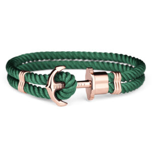 PH-PH-N-R-G-M ANCHOR PHREP IP ROSE GOLD NYLON GREE