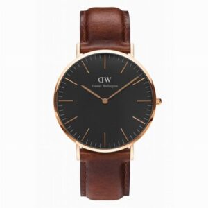 DW00100124 DW CLASSIC ST MAWES ROSE' GOLD 40 MM