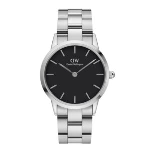 DW00100204 LINK WATCH SILVER 36MM