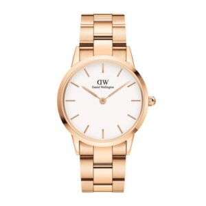 DW00100209 ICONIC LINK 36MM ROSE GOLD