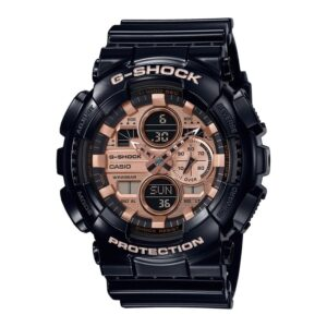 GA-140GB-1A2ER G-SHOCK BLACK/ROSE GOLD