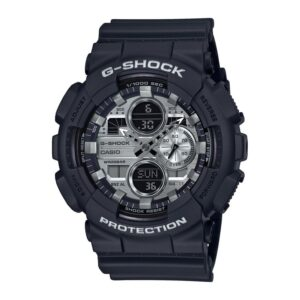GA-140GM-1A1ER G-SHOCK BLACK