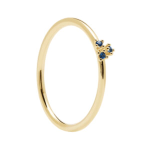AN01-183-14 PDP BLOSSOM DAISY GOLD RING 14