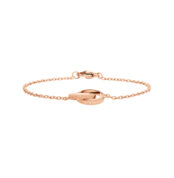 DW00400168 ELAN UNITY BRACELET ROSE GOLD 155MM