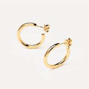 AR01-378-U PDP ESSENTIAL EARRINGS SUPREME GOLD
