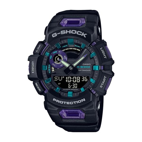 GBA-900-1A6ER G-SHOCK NERO VIOLA
